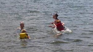 lucky-strike-resort-webster-wi-swimming-2